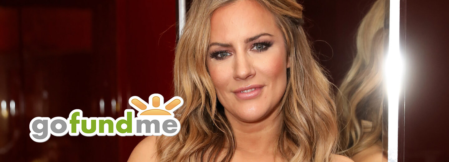 Get A FREE Start Up Website When You Donate To Our Fund Raising For Caroline Flack